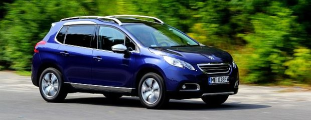 Peugeot 2008 1,2 Allure