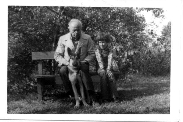 Stanisław Lem. Zdjęcie rodzinne / Arch.rodz.