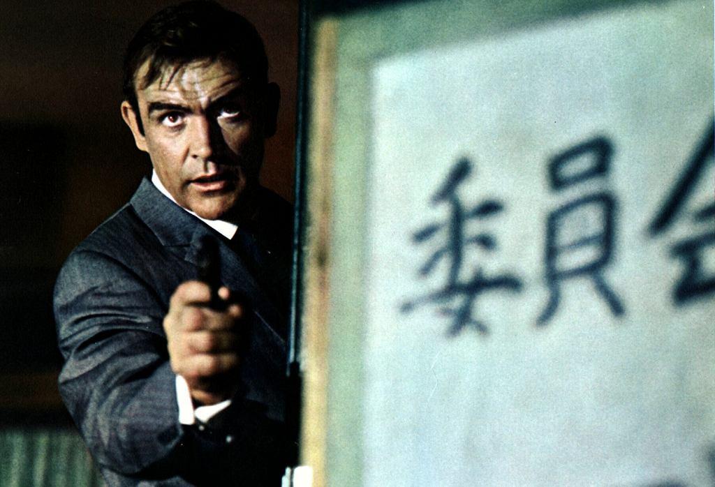 Sean Connery James Bond (Sean Connery) 1967,