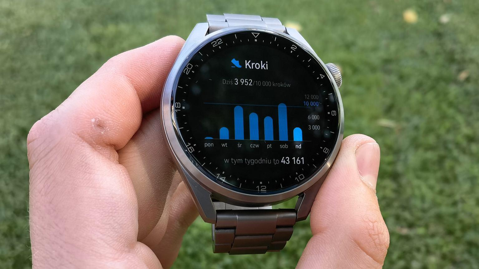 Huawei Watch 3 Pro, stăpânul eleganței la încheietura mâinii.  Tot ce trebuie să știi [TEST]