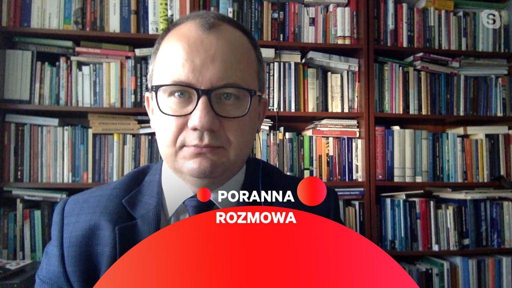Adam Bodnar w Porannej Rozmowie Gazeta.pl
