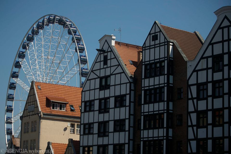 Diabelski Mlyn w Gdansku