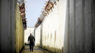 Areszt śledczy w Łodzi. Zdjęcie ilustracyjne