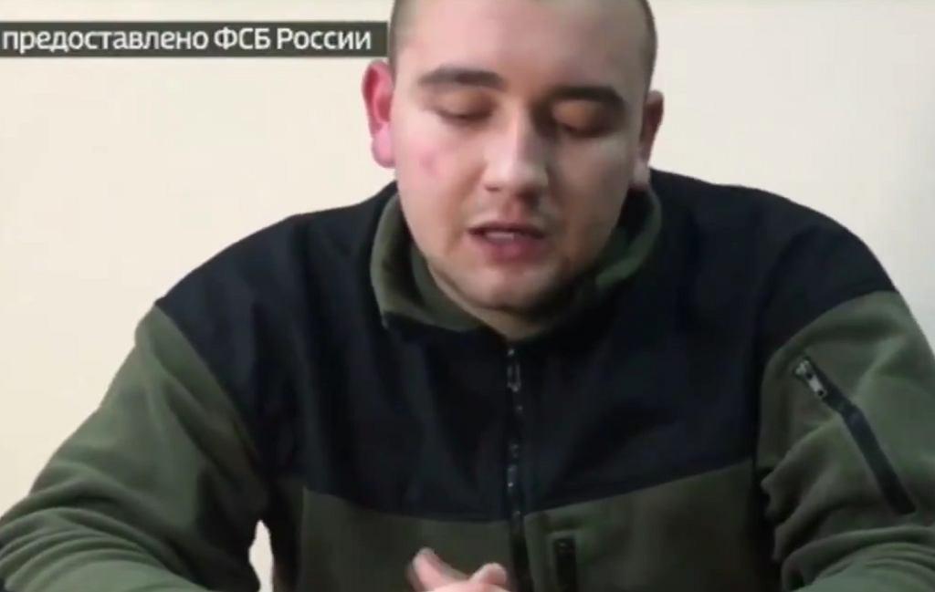 Przesłuchanie ukraińskich marynarzy