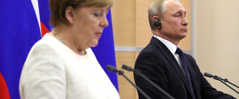 Niemiecki minister gospodarki: Rząd nie będzie ingerował w Nord Stream 2