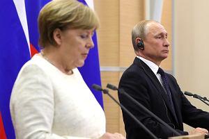 Niemiecki dziennik o Nord Stream 2: Gromki śmiech Putina
