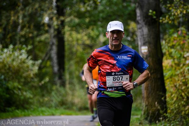 Zdjęcie numer 83 w galerii - Silesia Marathon. Chłód i wiatr niestraszne, rekord pobity! [ZDJĘCIA]