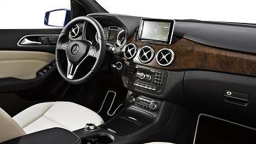 Mercedes klasy B Electric Drive