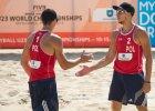 MŚ U-23 w siatkówce plażowej. Polacy skończyli w kwalifikacjach