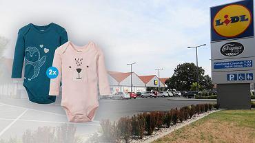Promocja w Lidlu obejmuje m.in. ubranka dla niemowląt