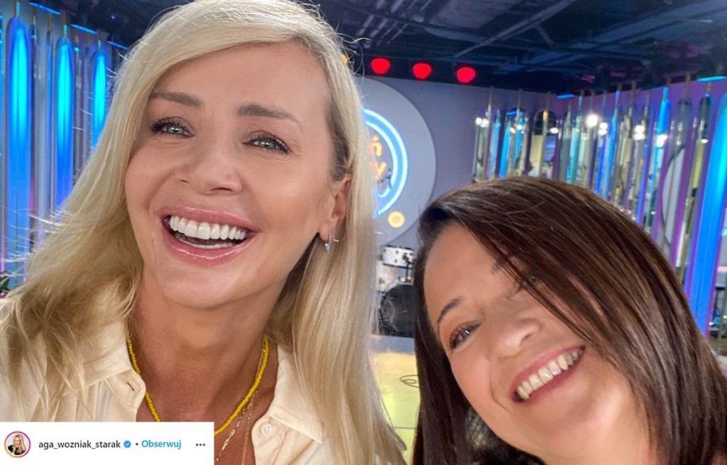 Agnieszka Woźniak-Starak zachwyciła stylizacją w DDTVN. Wiemy, skąd pochodzi i ile kosztuje