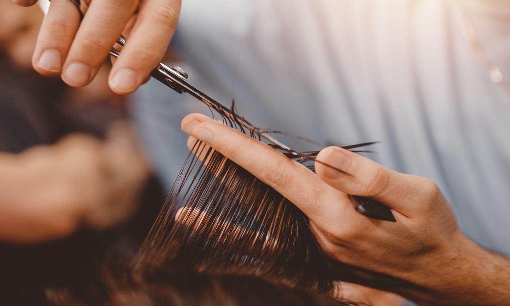 Fryzury dla cienkich włosów