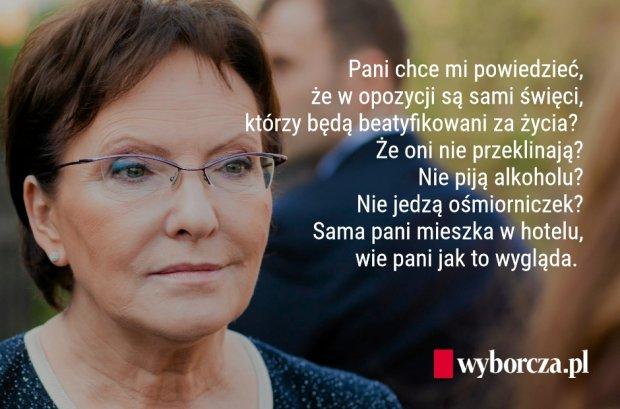 Zdjęcie numer 0 w galerii - Wybory 2015. Najlepsze cytaty z debaty Szydło-Kopacz.