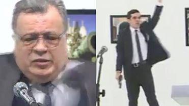 Atak na ambasadora Rosji