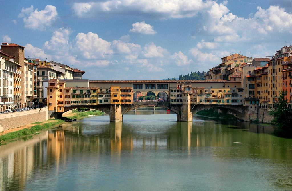 Ponte Vecchio / Fot. Amada44, Wikimedia CC BY 3.0