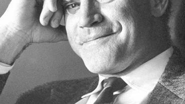 Kary Mullis (1944-2019), noblista z chemii (1993 rok).