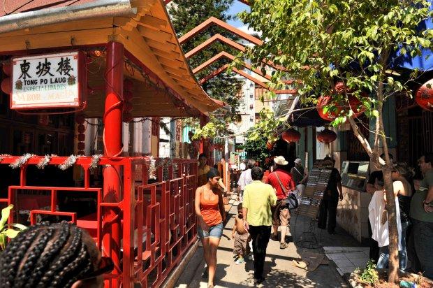 Chinatown w Hawanie
