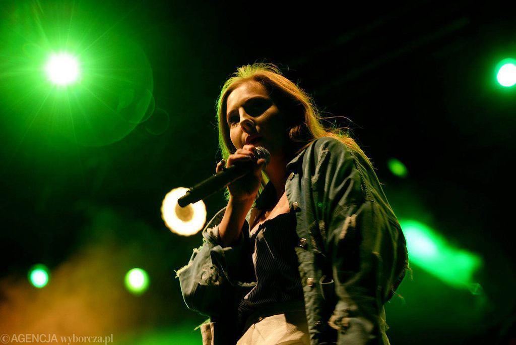 Xxanaxx na Olsztyn Green Festival 2017 / ROBERT ROBASZEWSKI
