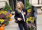 Małgorzata Socha spędza czas w USA i spaceruje po Manhattanie w bluzie od Łukasza Jemioła
