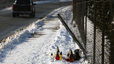 Świdnik w Małopolsce. Miejsce tragicznego wypadku, w którym zginęła trzyosobowa rodzina