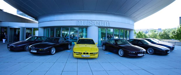 25 lat BMW serii 8