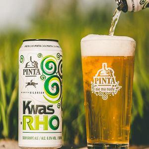 Nowe piwa z browaru PINTA