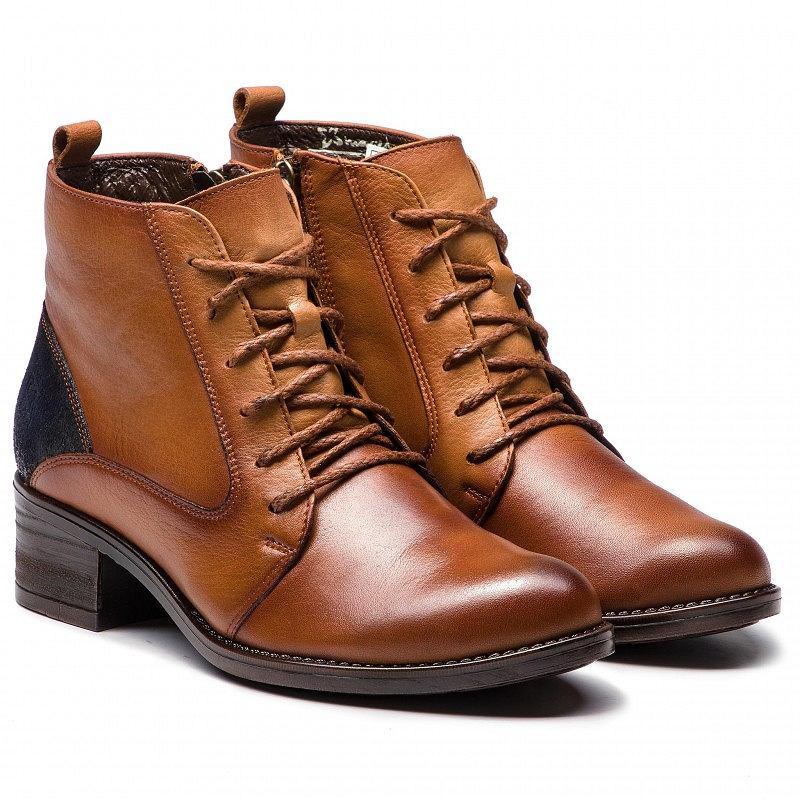 sznurowane buty Maciejka