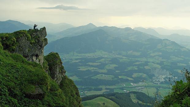 Góry dają możliwość łączenia pasji i pracy