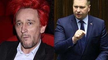 Michał Wiśniewski, Przemysław Czarnek