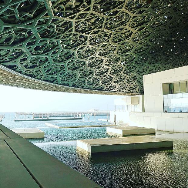 Muzeum Luwr - filia w Zjednoczonych Emiratach Arabskich.