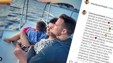 Kasia Cichopek rozmawia z synem o seksie