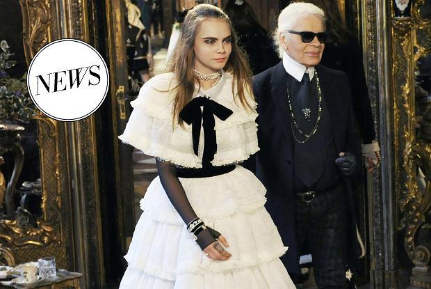 Pokaz Chanel Paris-Salzburg Metiers d'art 2015