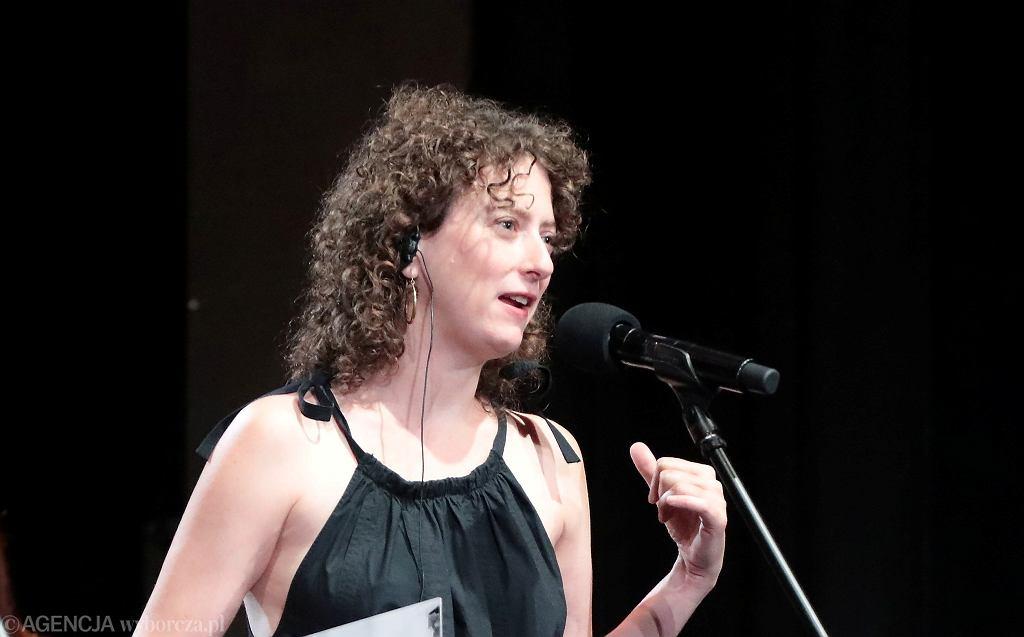 Jessica Bruder, laureatka Nagrody im. Kapuścińskiego za 'Nomadland'