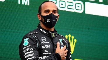 Lewis Hamilton nie wystartuje w niedzielnym Grand Prix F1. Ma koronawirusa