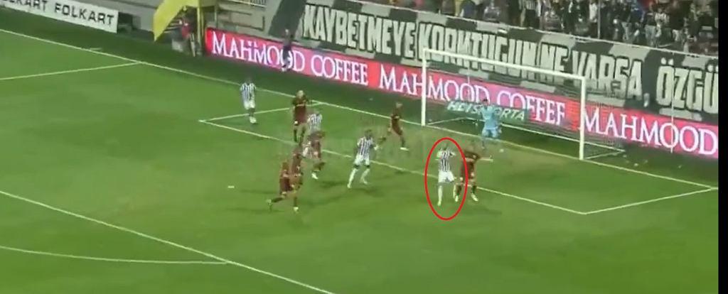 Cudowny gol Marco Paixao w lidze tureckiej dla Altay
