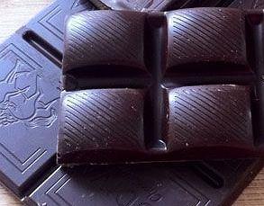 Gorzka czekolada na odchudzanie