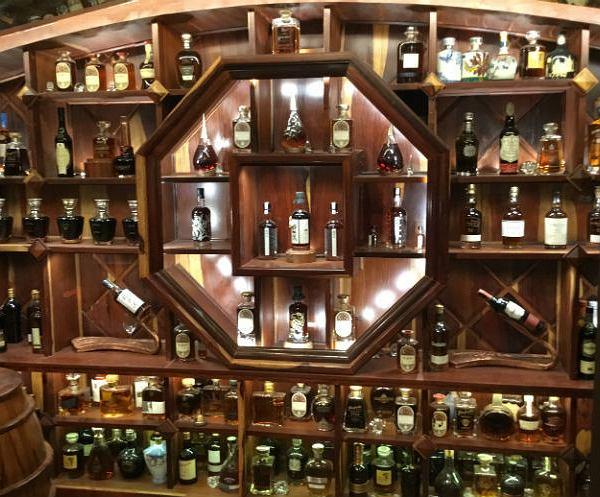 Najbardziej wartościowa kolekcja whisky na świecie