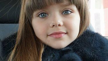 Była najpiękniejszym dzieckiem świata