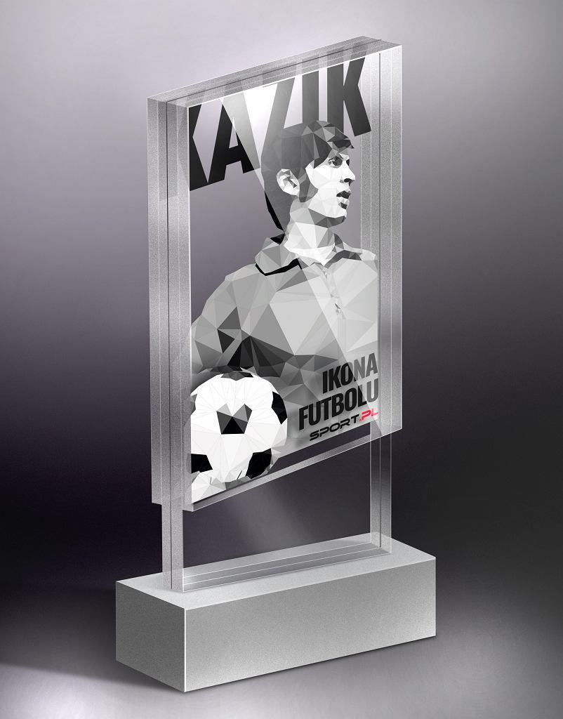 Kazik, nagroda w plebiscycie Ikona Futbolu