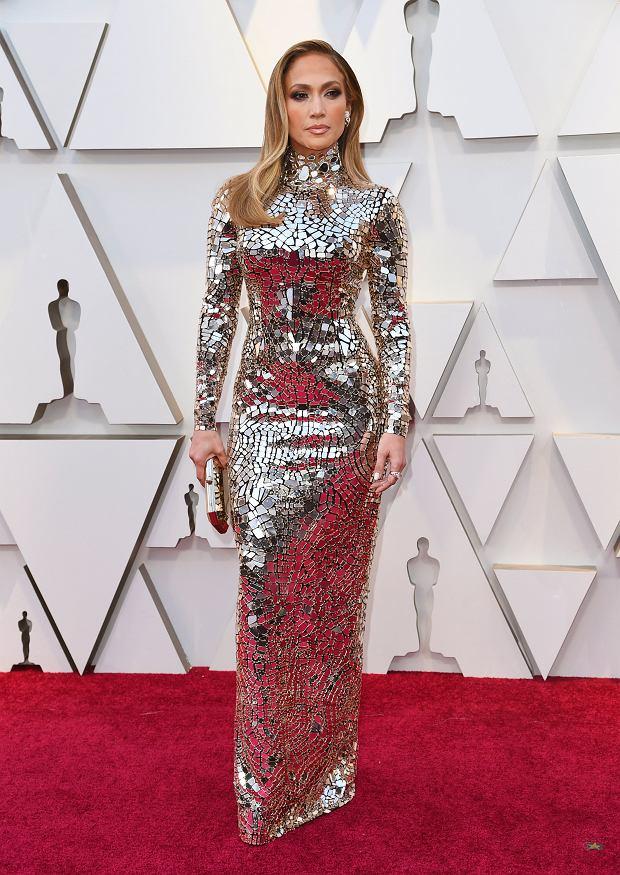 Jennifer Lopez w kreacji od Toma Forda