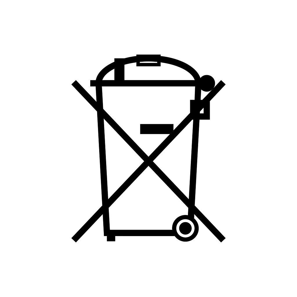 Elektrośmieci nie wyrzucaj do zwykłego śmietnika