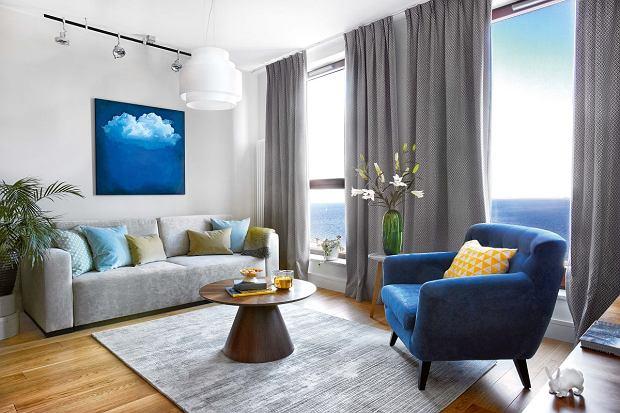 Liczy się pierwsze wrażenie - apartament z widokiem na morze w wieżowcu Sea Towers