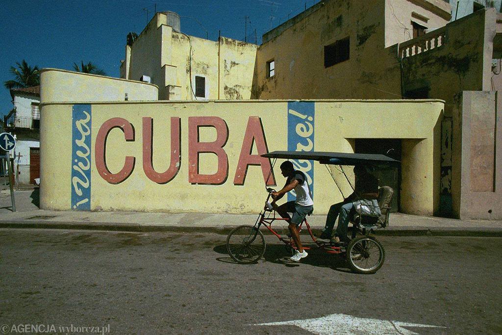 Kuba od 1 stycznia będzie miała jedną walutę