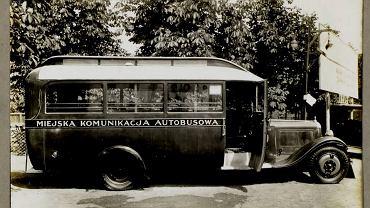 Pierwszy autobus miejski w Częstochowie - marki Mercedes-Benz