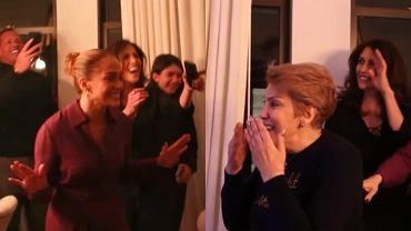 Jennifer Lopez z mamą