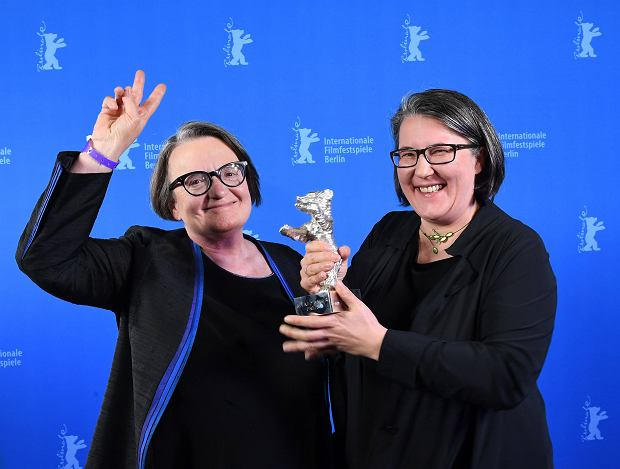 Agnieszka Holland i Kasia Adamik
