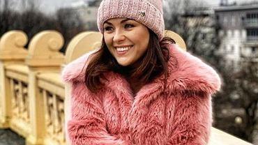 Kasia Cichopek w modnym, futrzanym płaszczu. To hit na sezon zima 2020! Podobne znajdziecie teraz na wyprzedażach