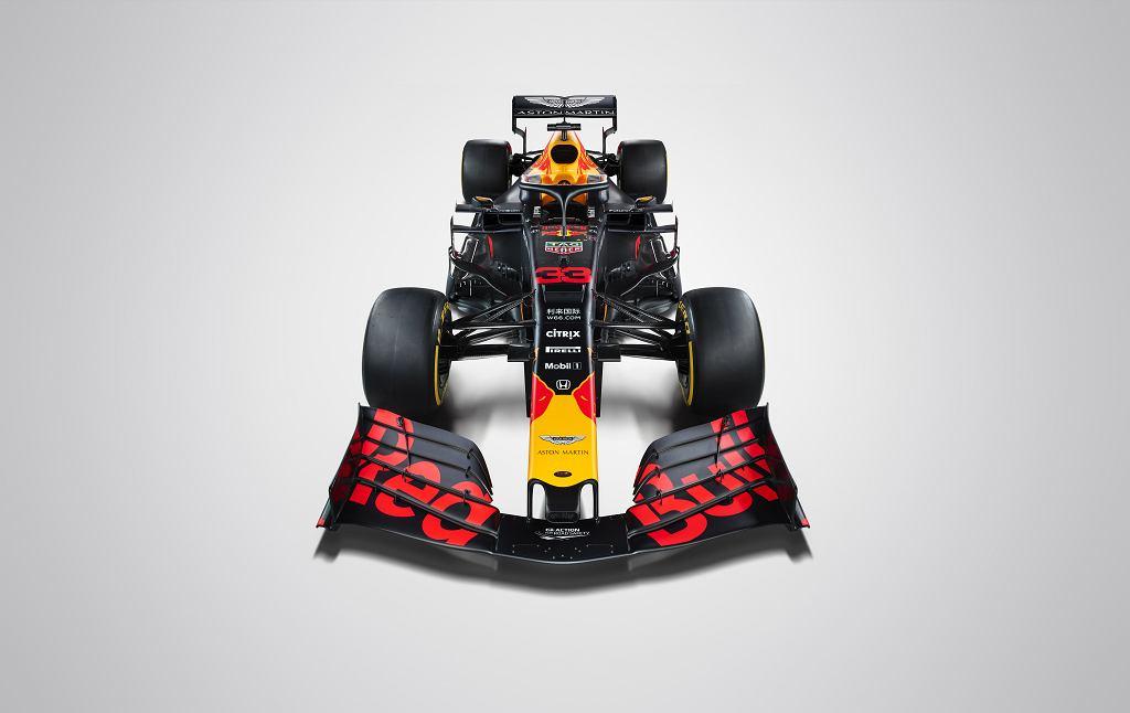 Tegoroczny bolid Formuły 1 zespołu Red Bull Racing