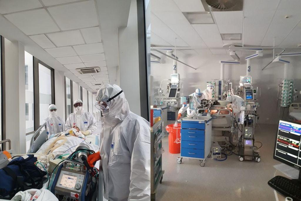 Lekarze ze Śląskiego Centrum Chorób Serca ratują pacjentów w ciężkim stanie za pomocą ECMO (fot.mat.prasowe)