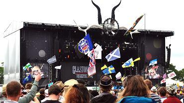 The Charlatans na Glastonbury 2015